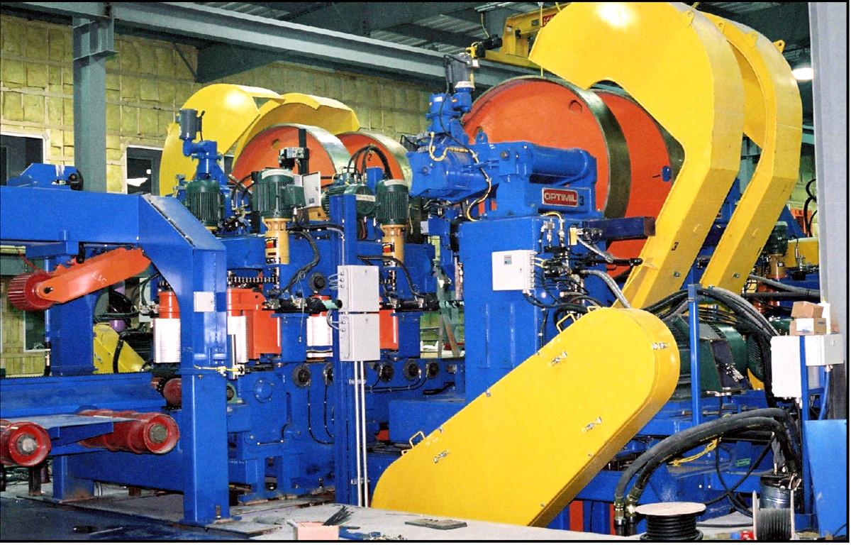 Optimil Machinery Bandmill