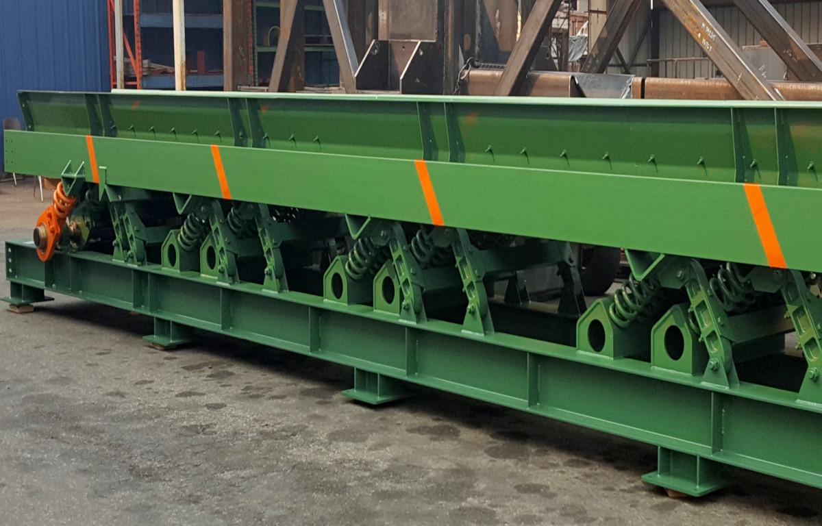 edem vibrating conveyor by optimil
