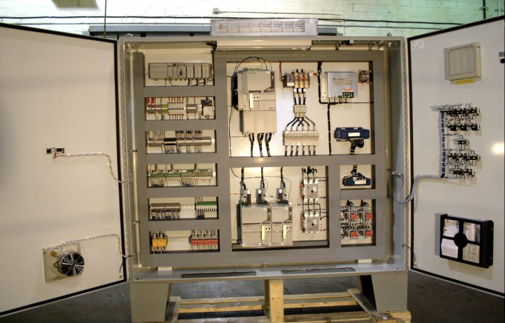 process control panels from optimil panel shop