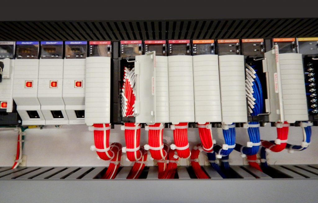 optimil panel shop wiring panels
