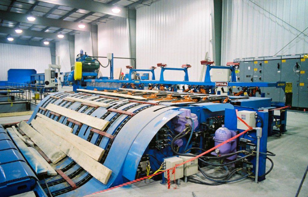 edger sawmill machinery product