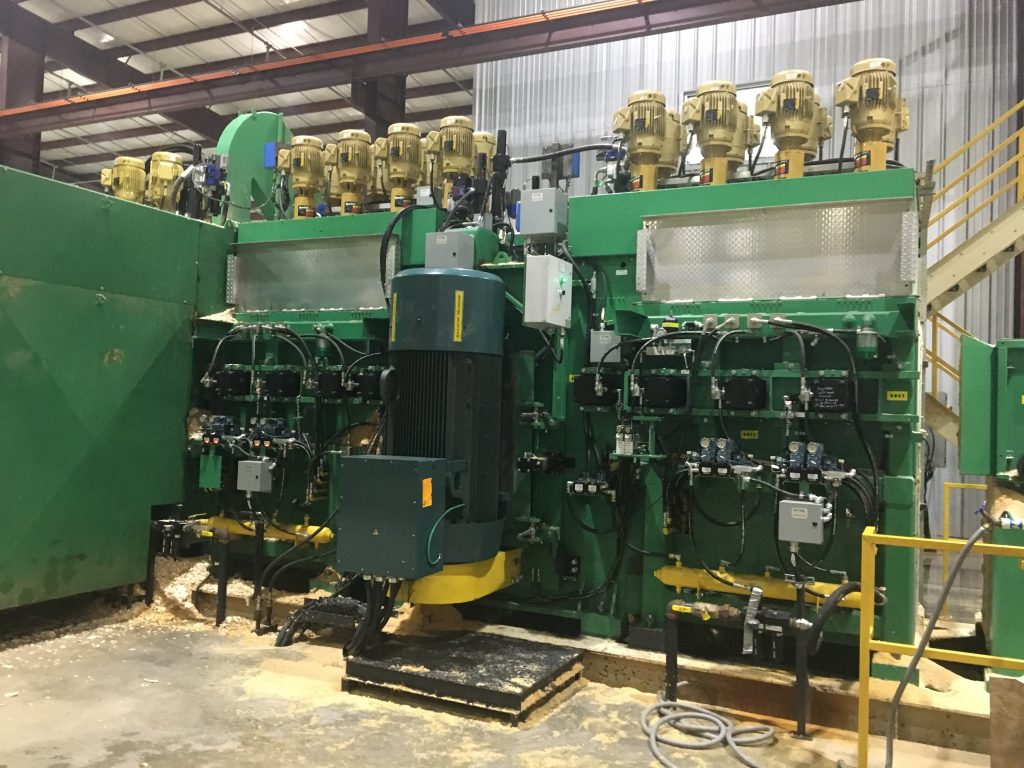 vertical gang saw products from optimil machinery